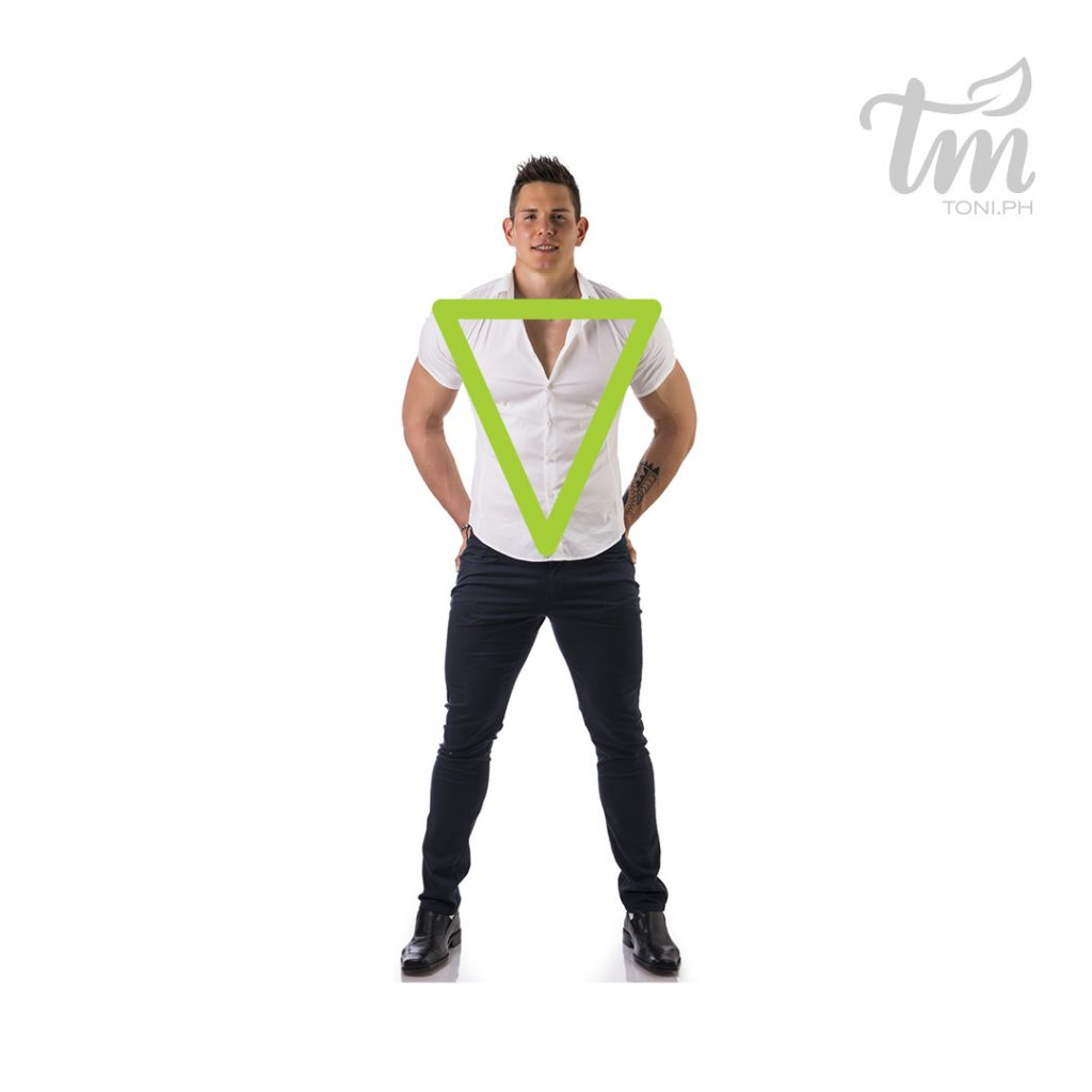 The 3 Body Shapes of Men and How to Dress Based on Them