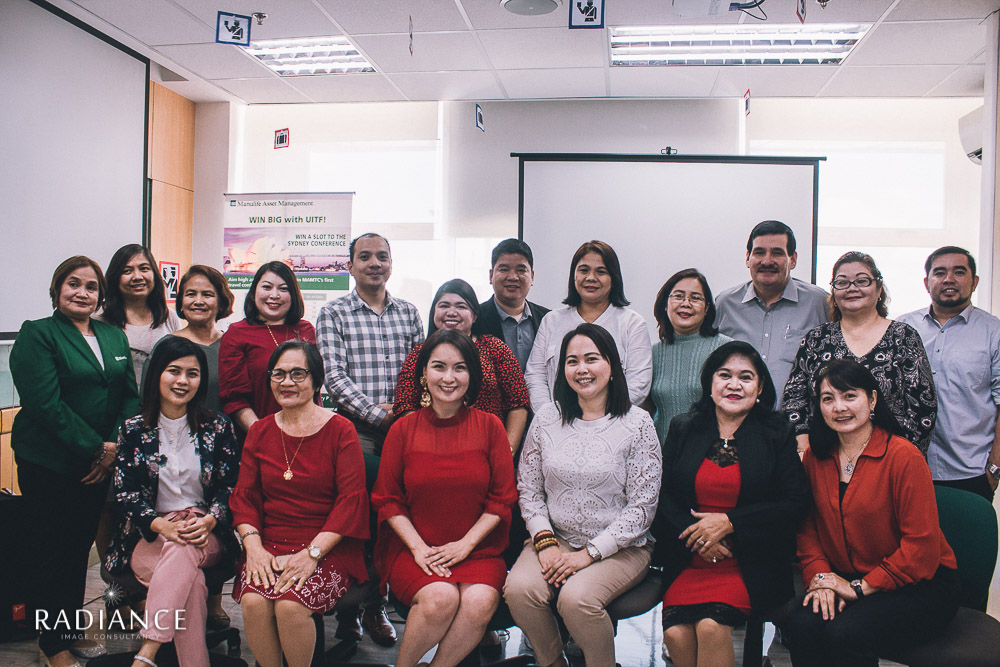 Executive Presence Manulife South Luzon