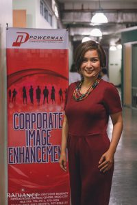 Corporate Image Enhancement for Powermax