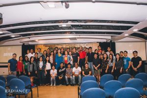 Personality Development and Image Enhancement for CCF Alabang Exalt Team